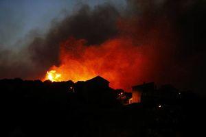 آتشسوزی پایگاه دریایی خرمشهر مهار شد