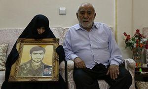 هویت پیکر شهید سیدمهدی غلامی در میان شهدای گمنام شناسایی شد