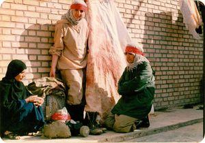 عکس / دو دختر جنگی
