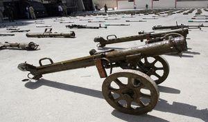 عکس/ کشف محموله تسلیحات تروریستها در سوریه