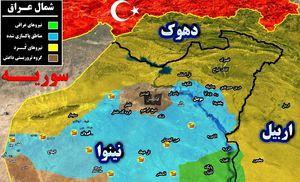 حملات داعش برای اشغال « تل صفوک» ناکام ماند