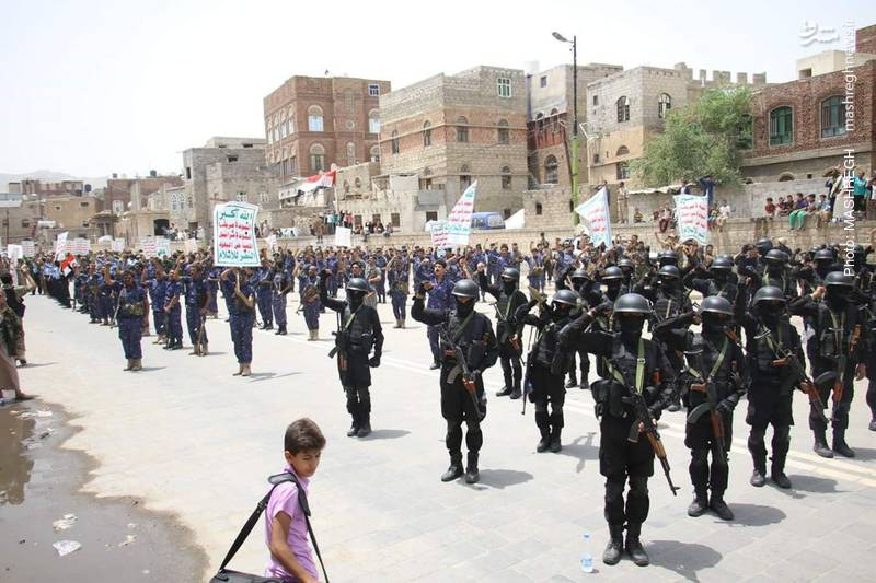عکس/ نمایش اقتدار نیروهای مسلح یمن|2790743