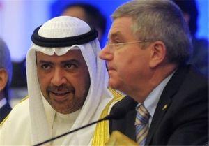 شکایت وزارت ورزش و جوانان کویت از رئیس شورای المپیک آسیا