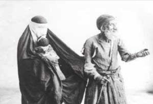 عکس/ تکدیگری در عهد قاجار