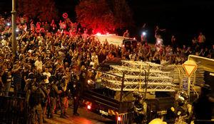 عکس/ جشن فلسطینیها مقابل چشمان صهیونیستها