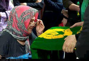 عکس/ حضور خادمان امام رضا(ع) در کهریزک کرج