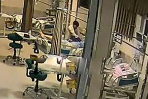 فیلم/ ضرب و شتم بیمار توسط کادر پزشکی بیمارستان سینا