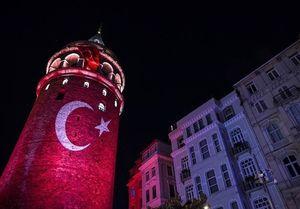 عکس/ عملیات ضدتروریستی در استانبول