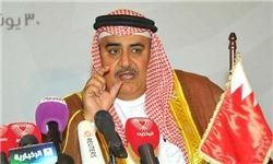 بحرین از موضع آمریکا علیه ایران حمایت کرد