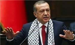 اردوغان: در صورت نیاز در سوریه و عراق وارد عمل میشویم