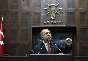 اردوغان بار دیگر آلمان را به نازیسم متهم کرد