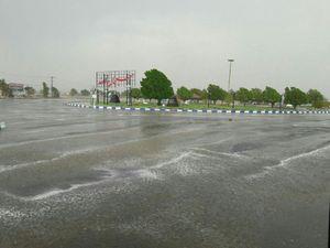 بارش شدید باران در 8 استان کشور
