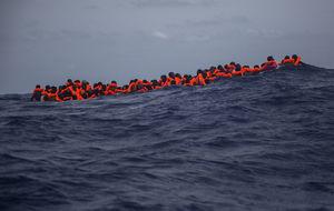 دستگیری 420 مهاجر غیرقانونی در سواحل ترکیه