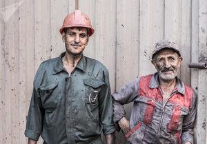عکس/ بزرگترین معدن سنگآهن ایران