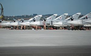 فرودگاه نظامی سوریه