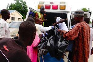 14 کشته در حمله به یک مسجد در نیجریه