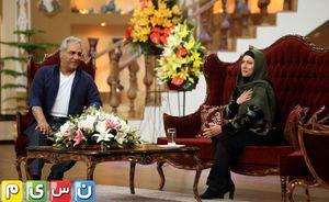 شوخی بامزه مهران مدیری با بازیگر شهرزاد در دورهمی