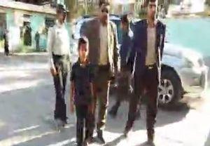 فیلم/ لحظه تحویل کودک ربوده شده سیرجانی به مادرش