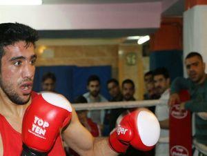 فدراسیون بوکس کاظمزاده را از مسابقات جهانی کنار گذاشت