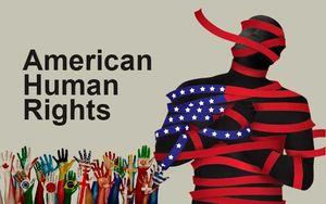 روزگار سیاه حقوقبشر در آمریکا ,