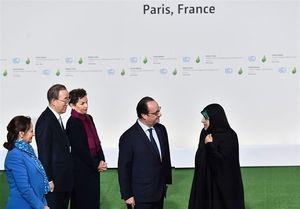 فرق ایران و آمریکا در توافقنامه پاریس +عکس
