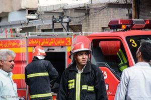 انفجار گاز در تبریز یک کشته برجا گذاشت