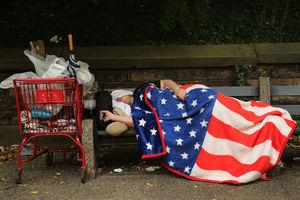 فقر در آمریکا