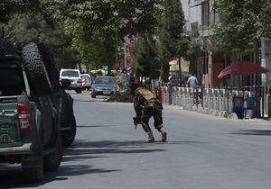 عکس/ فضای امنیتی خیابانهای کابل