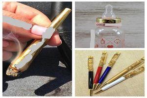سیگار 105 هزار تومانی تفریح جدید لاکچریبازها + عکس