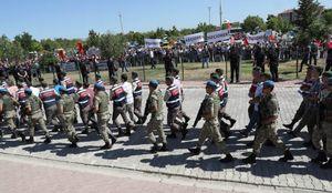محاکمه عاملان کودتای ترکیه