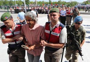 عکس/ محاکمه عاملان کودتای ترکیه