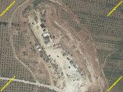 ساخت یک پایگاه جدید توسط ترکیه در سوریه + تصاویر ماهوارهای