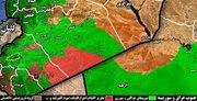 بزرگترین پایگاه عناصر تروریستی داعش آزاد شد +نقشه
