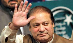 نواز شریف از لندن به پاکستان بازگشت