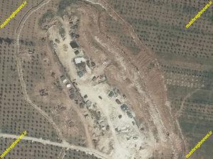 ترکیه یک پایگاه دیگر در سوریه میسازد  + تصاویر ماهوارهای