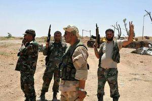 نیروهای مقاومت در استان حماه