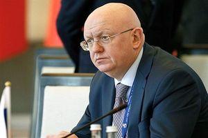 مسکو خواستار جلسه فوری سازمان ملل درباره عدم صدور روادید آمریکا شد