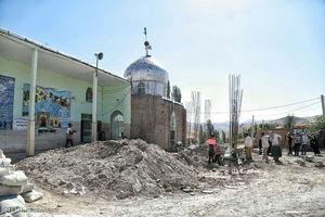 عکس/ اردوی جهادی در روستاهای زنجان