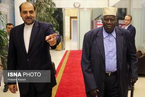 عکس/ ورود مهمانان خارجی برای مراسم تحلیف رییس جمهور