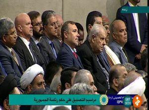 عکس/ حضور مقامات خارجی در مراسم تنفیذ