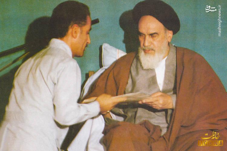 مراسم تنفیذ شهید محمدعلی رجایی در سال۱۳۶۰