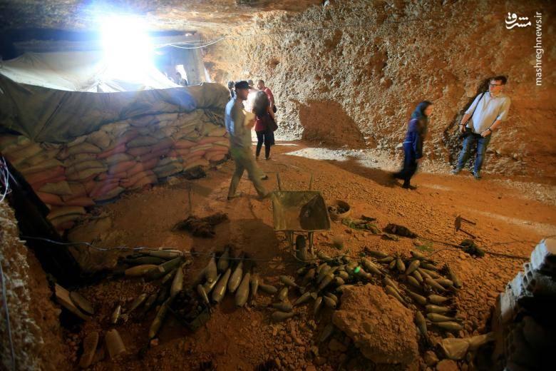 تسلط کامل نیروهای حزب الله بر منطقه عرسال