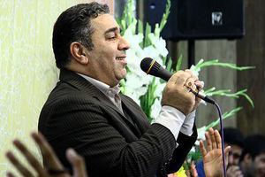 فیلم/ مداحی حسن خلج در محضر رهبر انقلاب