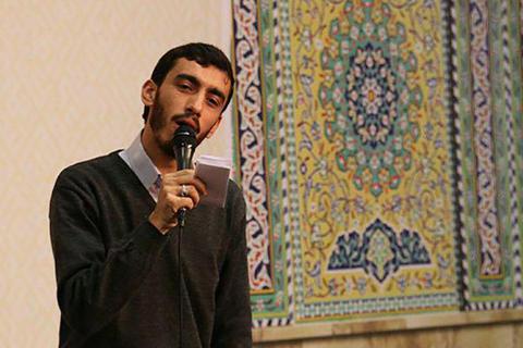 فیلم/ مولودی خوانی جشن عید غدیرخم