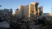 تخریب محله المسوره العوامیه توسط سعودیها