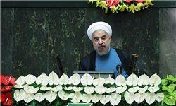 روحانی: امروز شاهد یک ثبات اقتصادی هستیم