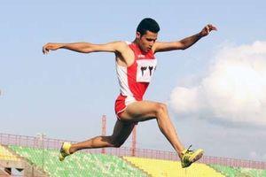 دونده ایرانی بیست و چهارم جهان شد و رکورد زد
