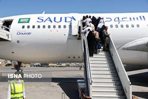 عربستان در بخش پروازهای حجاج ایرانی به تعهدات خود عمل نکرد/ استقبال خوب از زوار