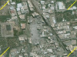 تخریب منازل شیعیان در العوامیه عربستان + تصاویر ماهوارهای