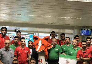 آسمان خراشهای بسکتبال وارد بیروت شدند